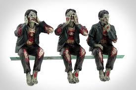 zombies for halloween u2014 jen u0026 joes design zombie decorations and