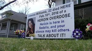 parents publicly share daughter u0027s losing battle with heroin addi