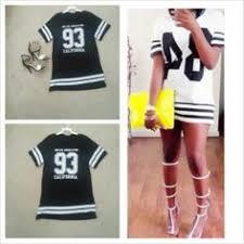 trend alerts fall 13 u0027 black white jerseys tomboy look baggy