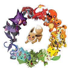 pokemon color wheel by reikonxbroken on deviantart