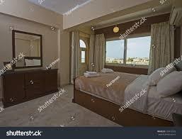 bedroom luxury apartment show home interior stock photo 135413135