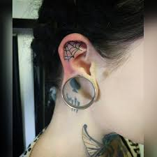 cover tattoo behind your ear 55 excellent mini ear tattoo designs meanings powerful ideas 2018