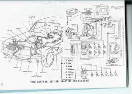 Radio Wiring Diagram 1999 Ford Mustang 1968 Mustang Wiring Diagrams And Vacuum Schematics U2013 Average Joe
