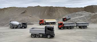 scania launches new generation construction range scania group