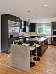 Distance Between Island And Cabinets Kitchen Space Design Island Spacing