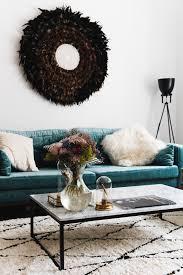 Wohnzimmer Einrichten Gold Interior Unser Wohnzimmer Mit Samt Sofa Und Marmortisch