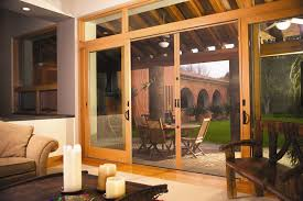 Patio Slider Door Double Sliding Patio Doors