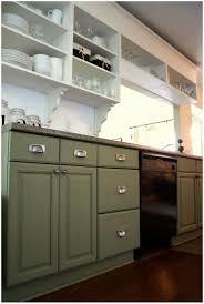 White Kitchen Cabinets Ideas Kitchen Green Kitchen Walls Brown Cabinets White Sink With