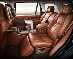 Coach Interior For Cars British Luxury Car Range Rover Holland U0026 Holland