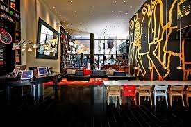 Citizenm Hotels Citizenm Hotel New York Times Square New York Ny Usa