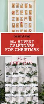 33 diy advent calendar ideas advent calendars