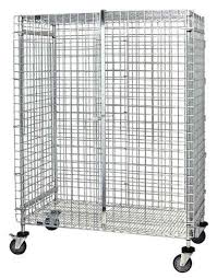 Metal Wire Shelving by Chrome And Stainless Steel Wire Shelving And Carts Free Freight