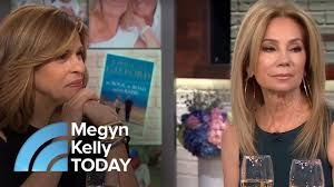 megyn kelly hair extensions kathie lee gifford and hoda kotb talk about their new books