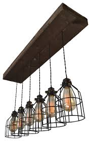 Wood Pendant Light Fixture Chandy Wood Pendant Rustic Pendant Lighting By West Ninth