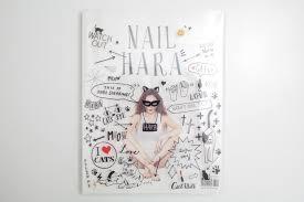 unboxing hara u0027s nail art book youtube