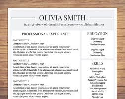 editable resume etsy