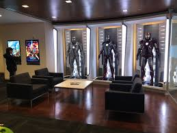 Feiges Interiors by A Tour Of The Marvel Studios Offices