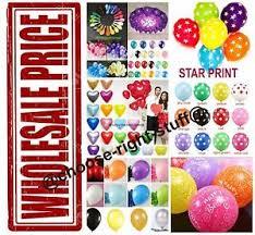 wholesale balloons wholesale balloons 100 5000 bulk price joblot quality any