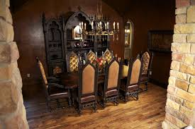 Gothic Dining Room by Goth Home By Emmanuel Design Group Gothic Life