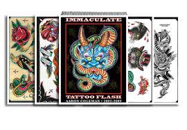 immaculate tattoo merchandise