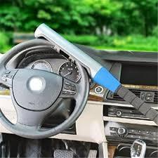 blocco volante auto universale mazza da baseball style automobile auto antifurto