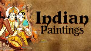 indian paintings types cave painting miniature painting indian