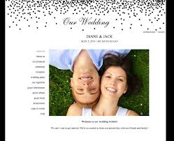 the best wedding websites s best friend do i need a wedding website answers from a