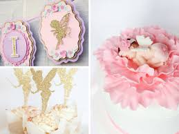 fairy themed baby shower decorations and party favors baby