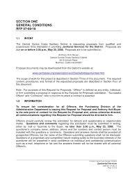 rfp response cover letter sample 6714