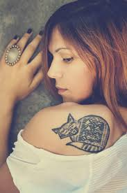 cat meaning tattoos with meaning