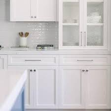 glass kitchen cabinet door pulls seeded glass cabinets design ideas
