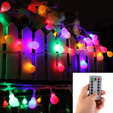 discount led christmas light frosted balls 2017 led christmas