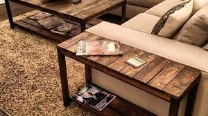 Rustic Living Room Sets Awesome Live Edge Wood Slab Pipe Coffee Table In Rustic Living
