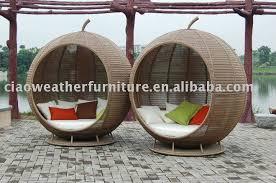 canape rond exterieur grande rotin rond pomme de jardin canapé lit meubles buy