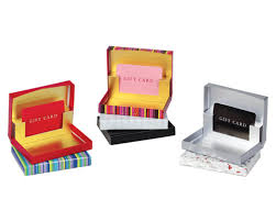 pop up gift card box gift card holders boxes parc packaging