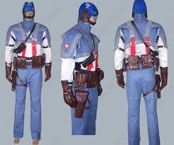 Captain America Halloween Costumes Cosplay U003emen Cosplay Costumes U003ecaptain America