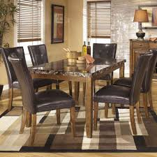 ashley lacey 6 chair dining set show me rent to own