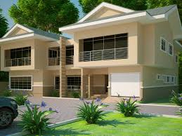 house plans ghana 3 4 5 6 bedroom house plans in ghana
