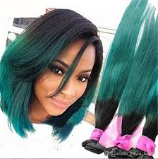 teal hair extensions 2018 1b green ombre hair extensions 9a ombre human hair
