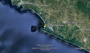 Map Of Ixtapa Mexico by Sendas Del Mar Directions And Location In Barra De Potosi Mexico