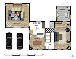 Simple Floor Plan by Home Plan Layout Decor Waplag Design Simple Floor Room Planner 1st