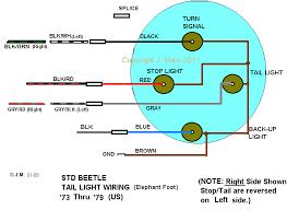 1973 beetle wiring diagram thegoldenbug readingrat net