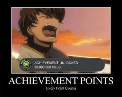 achievement points by orneryamerican on deviantart