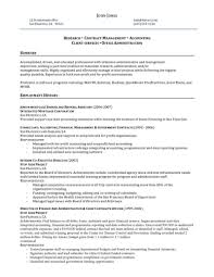 cv sample administrative assistant