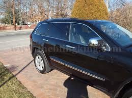 lexus chrome accessories 2011 2015 jeep grand cherokee chrome door handle mirror cover trim