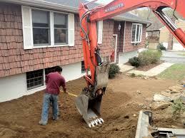 Basement Moisture Control Basement Waterproofing Westchester Ny Foundation Repair White