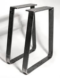 small metal table legs best 25 diy metal table legs ideas on pinterest steel inside 17