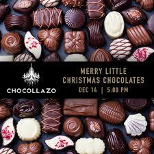 christmas chocolates merry christmas chocolates