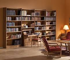 cherry bookcases and shelving wharfside furniture