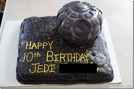 star wars birthday party